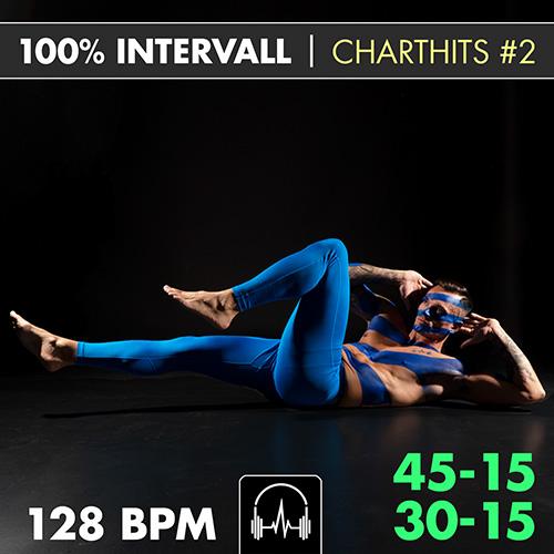 100% Intervall Charthits #2 (45-15 + 30-15) 128 BPM