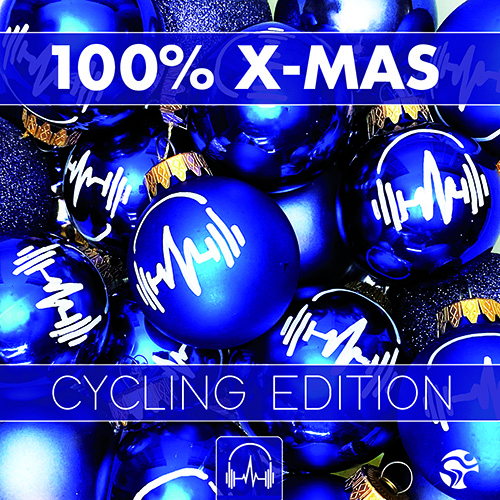 100% X-MAS Cycling Edition - Spinning, Bodybike, Team ICG, Soulcycle