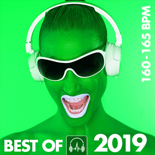 Best Of 2019 (160-165 BPM)