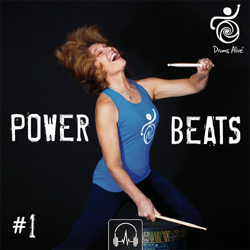DRUMS ALIVE Power Beats #1