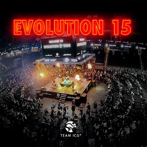 Evolution 15