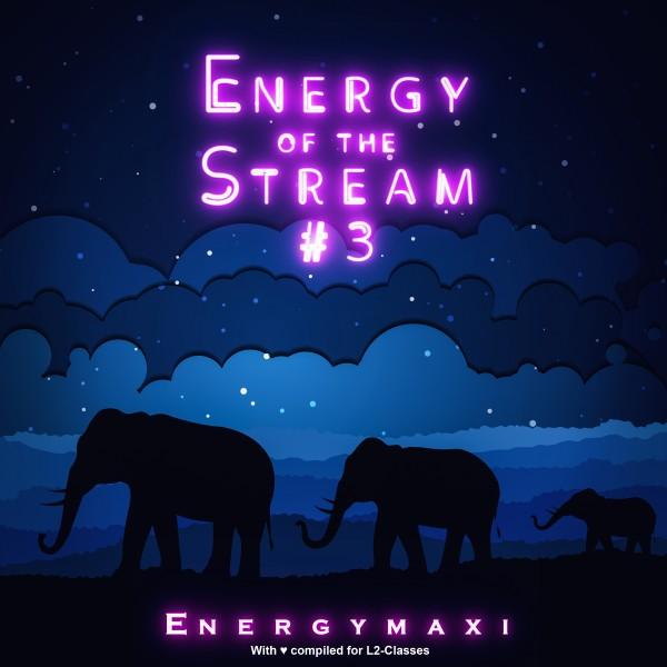 Energy Of The Stream #3