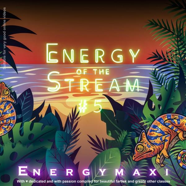 Energy Of The Stream #5