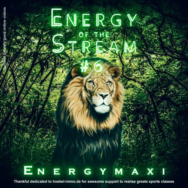 Energy Of The Stream #6